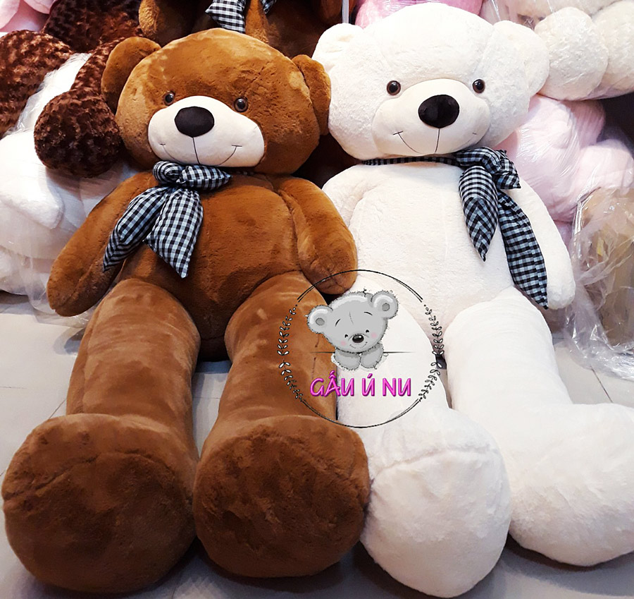 Mẫu Gấu bông Teddy Khổng Lồ xinh và giá rẻ