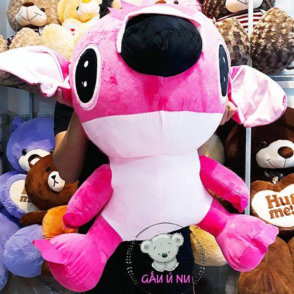 Stitch size 1 màu hồng tại Shop Gấu Ú Nu